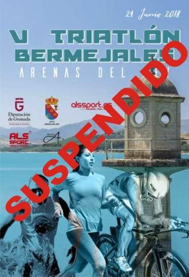 V Triatlón Bermejales – Arenas del Rey